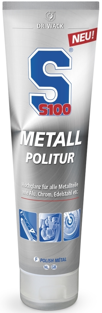 S100 Metallpolitur 100 ml D9975-2405
