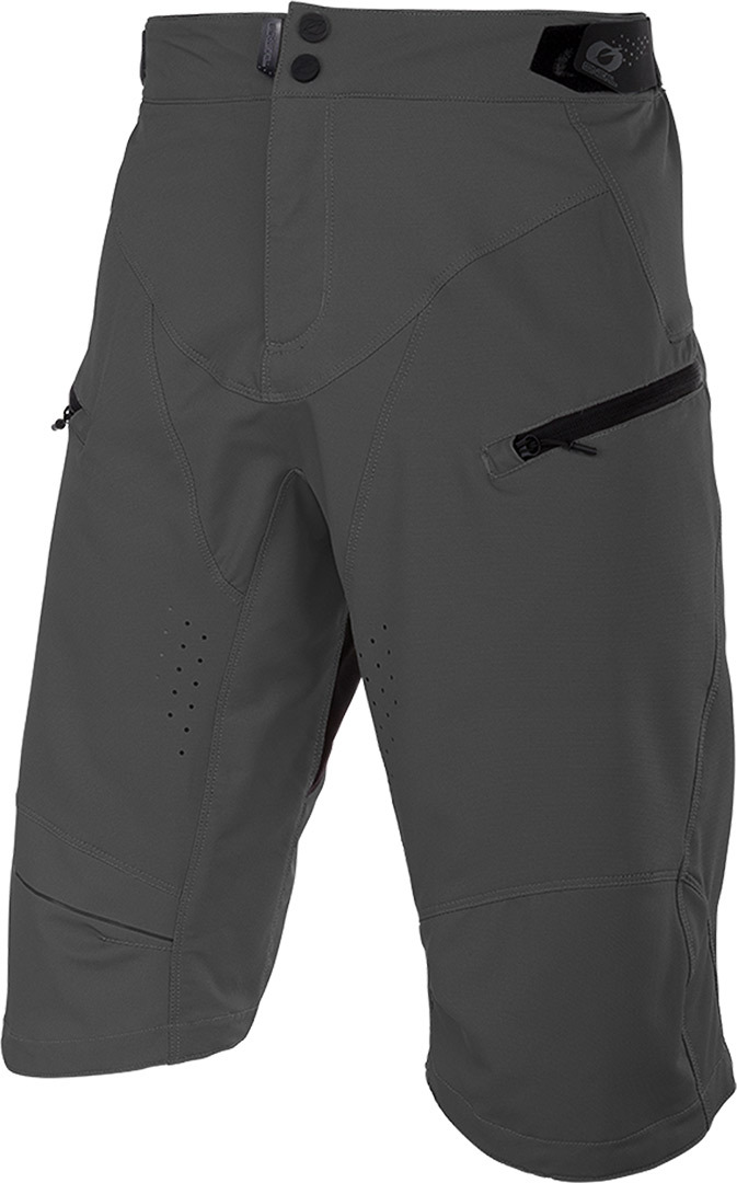 Oneal Rockstacker Bicycle Shorts, grey, Size 28, grey, Size 28