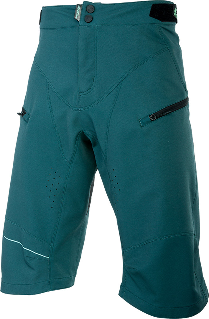 Oneal Rockstacker Bicycle Shorts, green-blue, Size 30, green-blue, Size 30