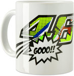 VR46 Pop Art Mugg