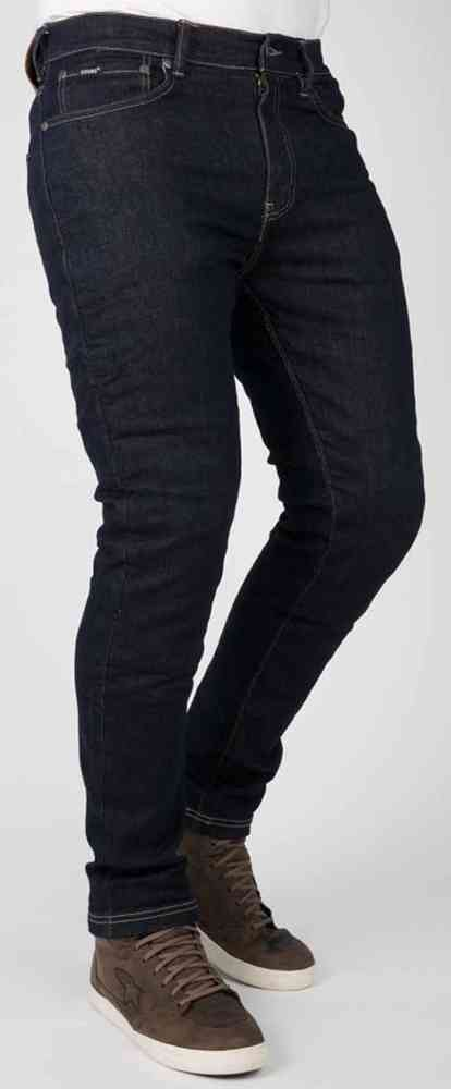 Blue 34 Bull-It SR6 Pacific 17 Slim Covec Motorcycle Jeans Trousers Regular
