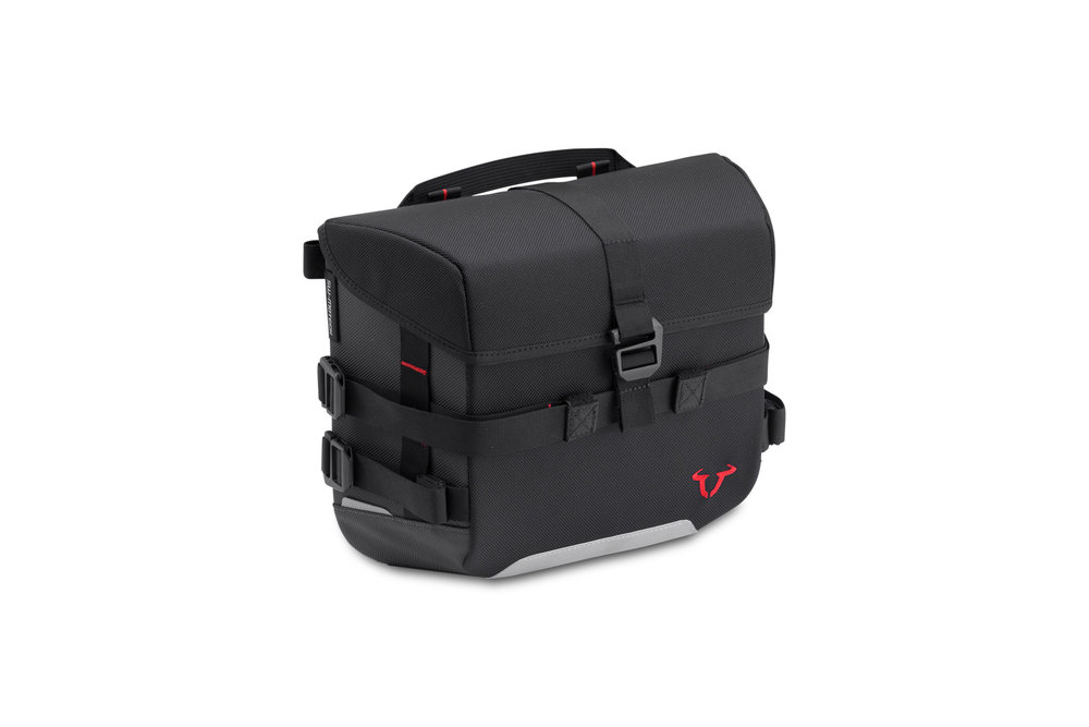 SW-Motech SysBag 10 väska med adapterplatta, vänster - 10 Liter för SLC side carrier vänster
