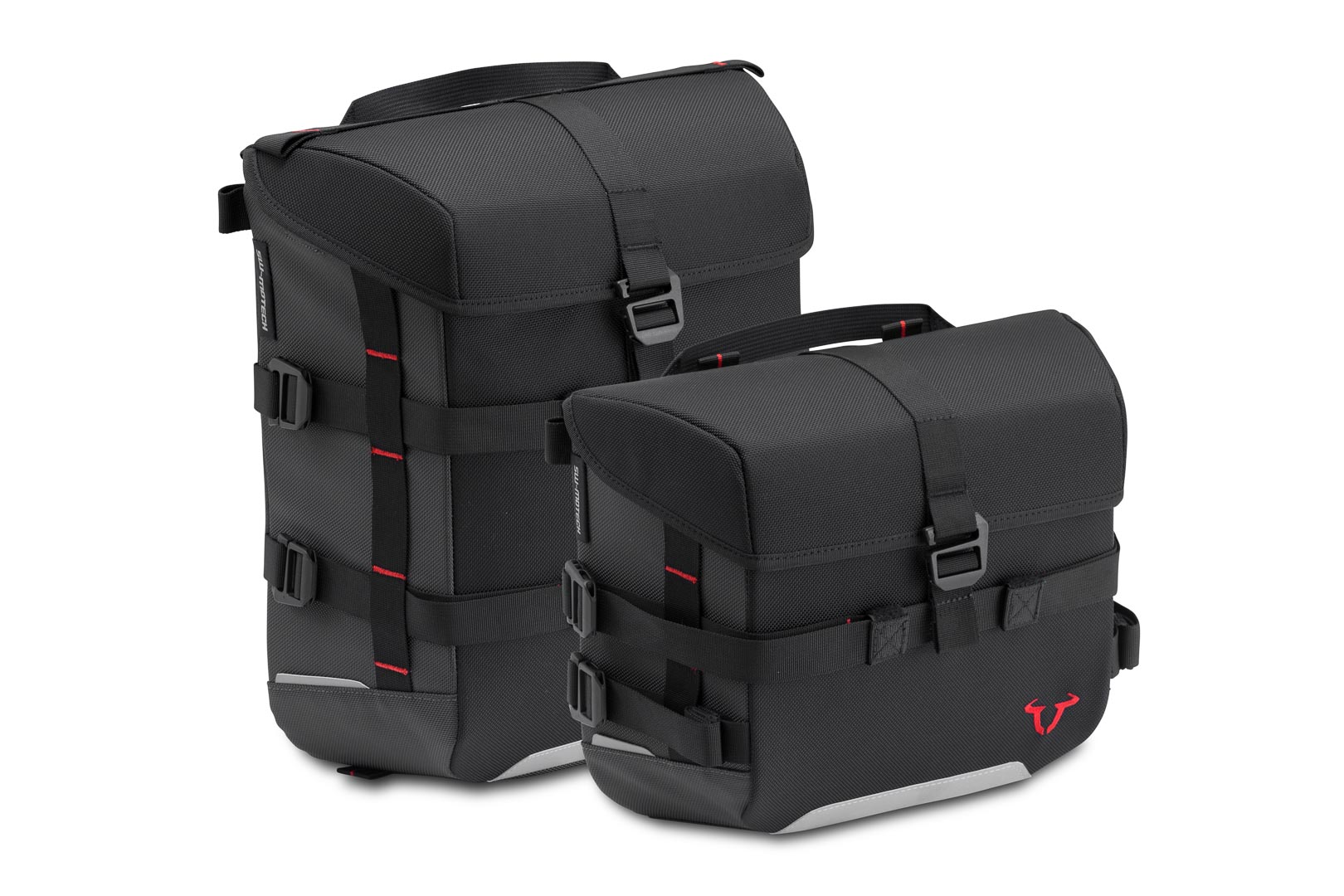 SW-Motech SysBag 15/10 Taschen-System - Ducati Monster 821 (14-17) / 1200 (14-16). BC.SYS.22.511.30000/B