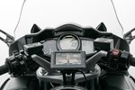 SW-Motech GPS mount for styr sort - Yamaha FJR 1300 (04-)