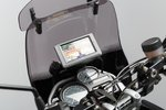 SW-Motech GPS mount til cockpit sort - BMW R 1200 GS (08-12)