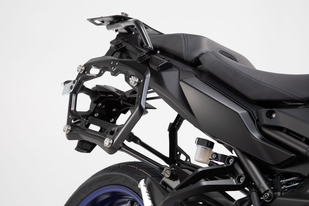 SW-Motech PRO costat transportistes negre - Tracer Yamaha MT-09 / marcador 900GT (18-)
