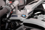 SW-Motech Bar colonna montante H = 25 mm argento BMW R 1200 RT (05-13)