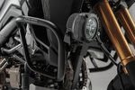 SW-MotechSoportes para luces - Negro. Honda CRF 1000 L Africa Twin (15-).