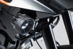 SW-Motech Licht mounts Black - KTM 1050/1090 Adv., 1190 Adv./R