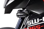 SW-Motech Licht mounts Black - KTM 990 SMT (08-14)