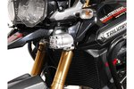 SW-Motech Licht mounts Black - 1200 van Triumph Tiger Explorer (11-15)