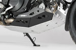 SW-Motech Motor guard zwart/zilver - Suzuki V-Strom 1000 met crash bar
