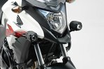 SW-Motech Licht mounts Black - Honda CB500X (13-)