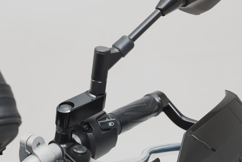 SW-Motech 40mm BMW/Ducati/KTM/Yamaha Mirror Extension