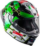AGV Corsa Iannone Mugello 2016 Limited Edition Helmet Pinlock Lens included