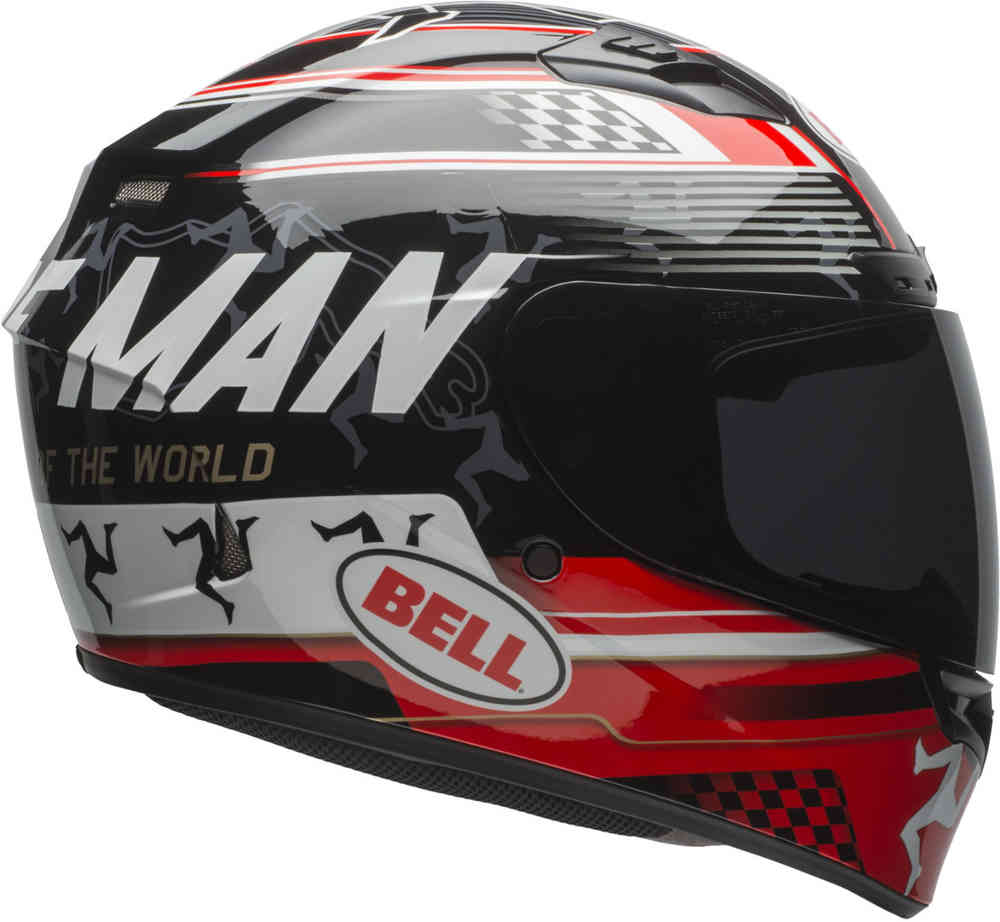 Bell Qualifier DLX MIPS Full Face Motorcycle Helmet