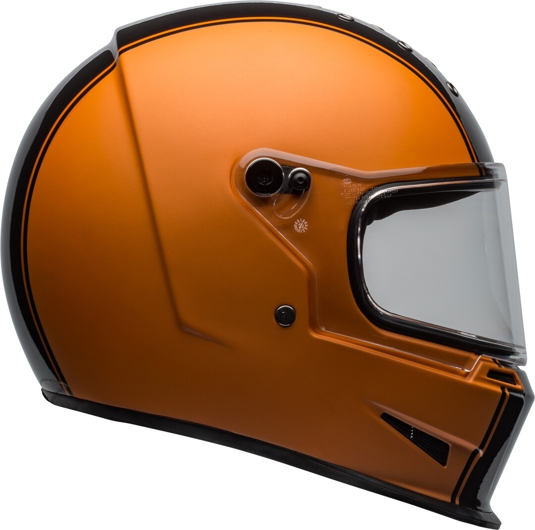 Bell Eliminator Rally Helm, orange, Größe L, orange, Größe L