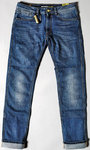 Spidi Denim Qualifier Reg Fit Pants Reg Fit Pantalones Vaqueros de Motochaqueta