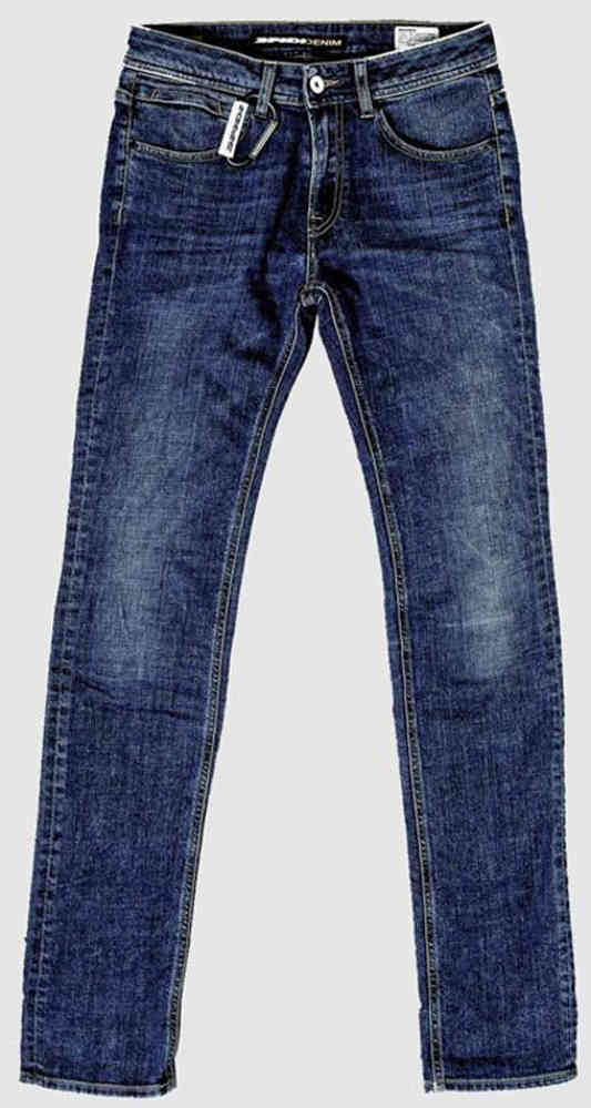 Spidi Denim Commuting Slim Fit Pantalons dona