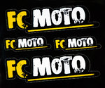 FC-Moto Sticker Set 스티커 세트