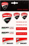 GP-Racing Ducati Medium Klister märke set