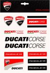 GP-Racing Ducati Big Набор наклеек