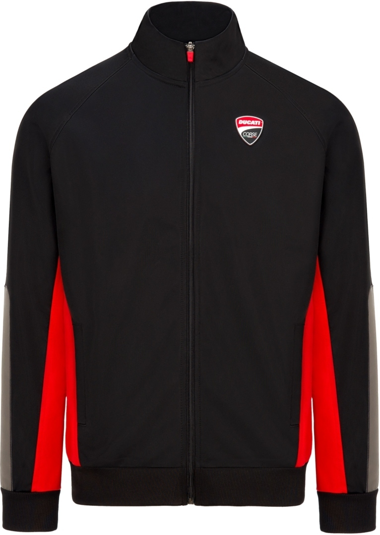 GP-Racing Ducati Contrast Side Zip Sweatshirt 1926002-M