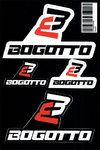 Bogotto Sticker set
