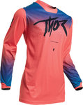 Thor Pulse Fader Maillot Motocross Dames