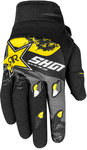 Shot Contact Replica Rockstar Motocross Handschuhe