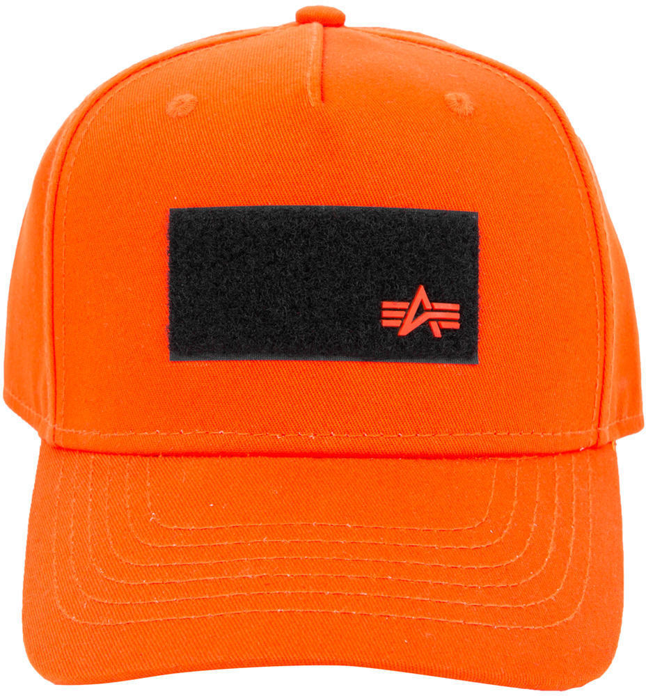 Kappen Alpha Industries VLC Patch Kappe, orange, orange