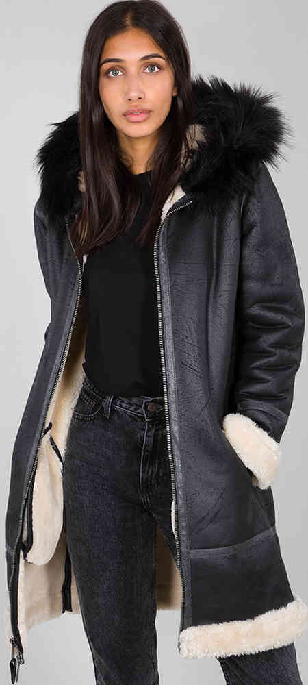 Alpha Industries B3fl Ladies Coat Buy Cheap Fc Moto
