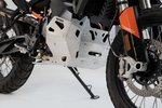 Engine guard Black/Silver - KTM 790 Adventure / R (19-) Motor Guard zwart/zilver-KTM 790 Adventure/R (19-)