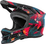 Oneal Blade Polyacrylite Rio Capacete downhill