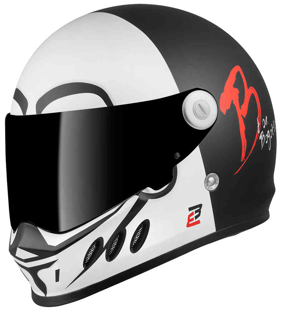Bogotto SH-800 Mister X Helm