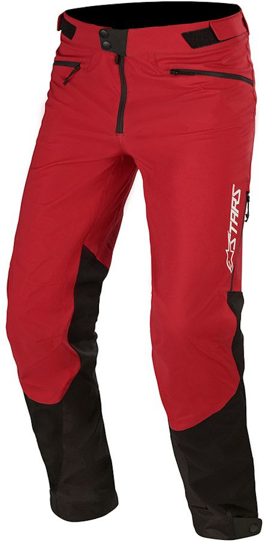Alpinestars Nevada Bicycle Pants, red, Size 38, red, Size 38