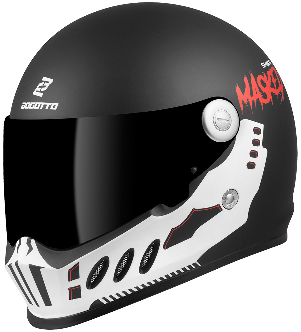 Bogotto SH-800 Masked Helm BGT-08-MH-056-12-XS