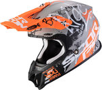 Scorpion VX-16 Air Oratio Casco de Motocross