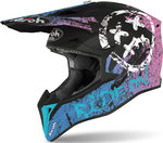 Airoh Wraap Smile Motocross Helm