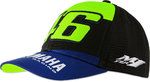 VR46 Yamaha Factory Racing Kappe