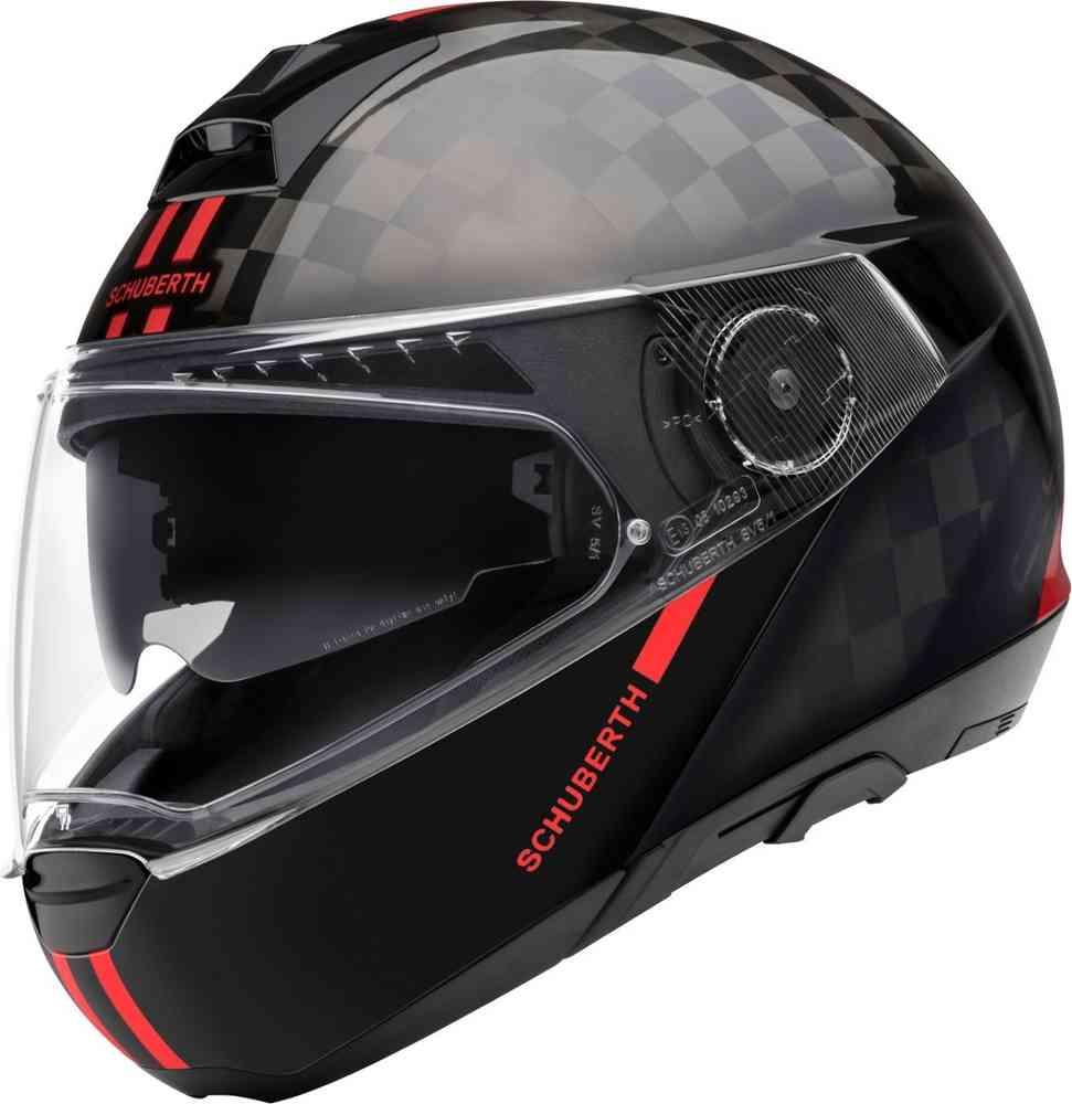 Schuberth C4 Basic C4 SV5 120 Pinlockscheibe S C4 Pro Women C4 Pro Carbon C4 Pro