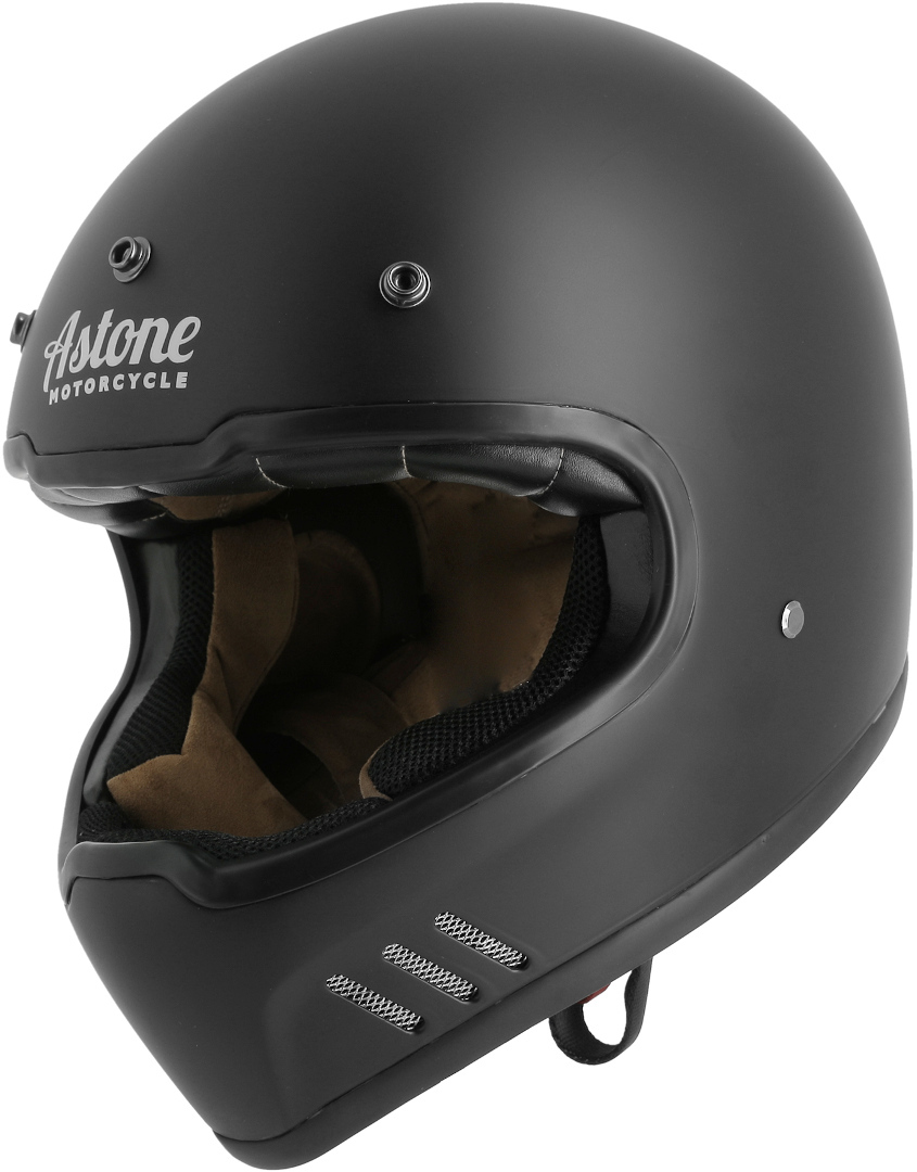 Astone Super Retro Helm SRETRO-MBKS