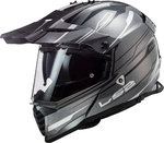 LS2 MX436 Pioneer Evo Knight Casco Motocross