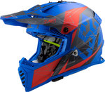 LS2 MX437 Fast Evo Alpha Casque Motocross