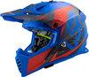 Vorschaubild für LS2 MX437 Fast Evo Alpha Motocross Helm