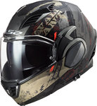 LS2 FF900 Valiant II Gripper Casque
