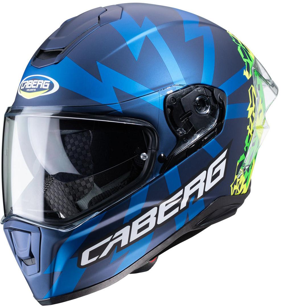Caberg Drift Evo Storm Helmet, blue, Size XL, blue, Size XL