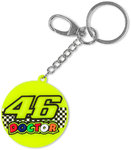 VR46 Race Keychain