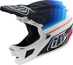 Troy Lee Designs D4 Mirage MIPS Carbon Capacete downhill