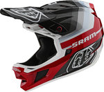 Troy Lee Designs D4 Mirage SRAM MIPS Carbon Capacete downhill